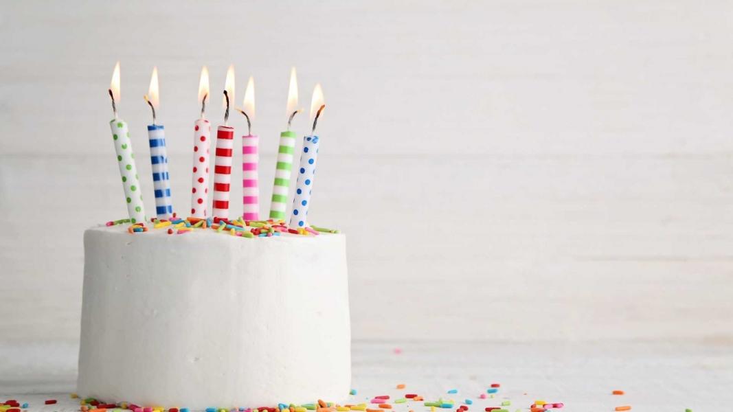 Happy Birthday Adjacency